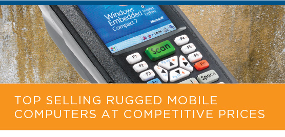 Top Selling Rugged Mobile Computers