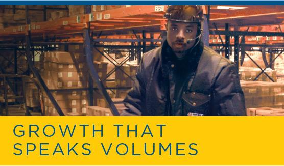 Growth That Speaks Volumes
